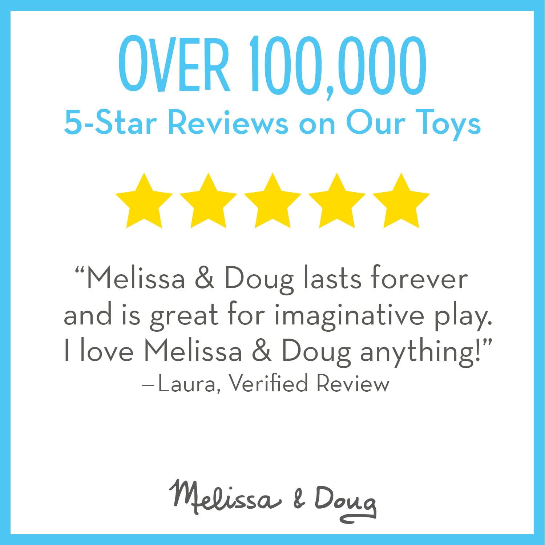 Melissa Doug Deluxe Standing Art Easel Dry Erase Board