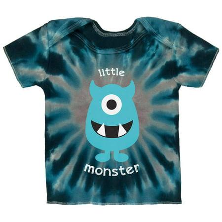 Halloween Little Monster Infant T Shirt (Monster Sayings For Halloween)