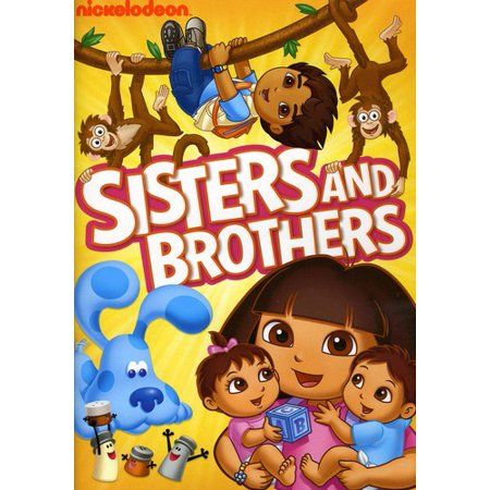 Nickelodeon Favorites: Sisters & Brothers (DVD)