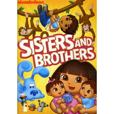 Nickelodeon Favorites: Sisters & Brothers (DVD) - Nickelodeon Game Shows