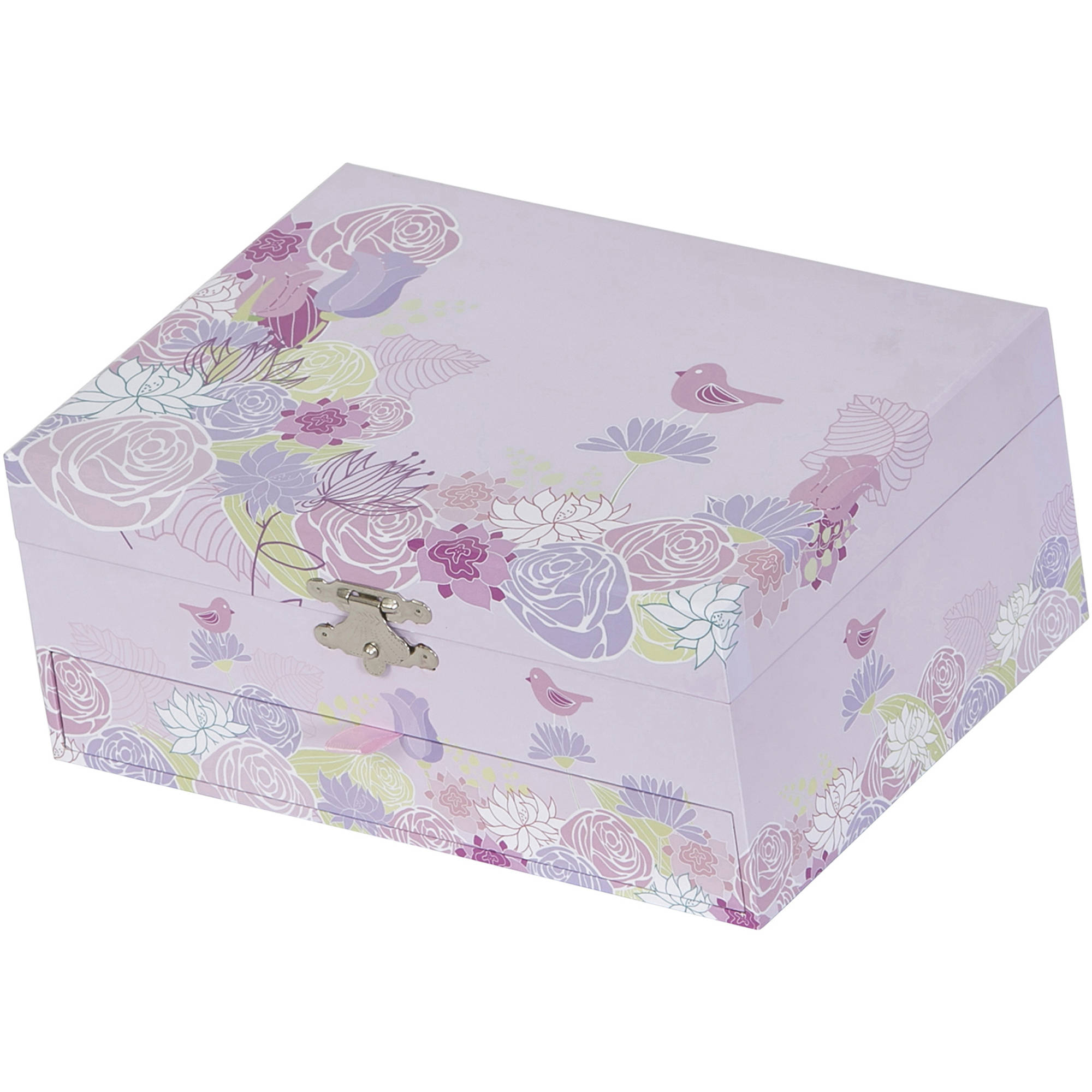 Cami Girl's Musical Ballerina Jewelry Box