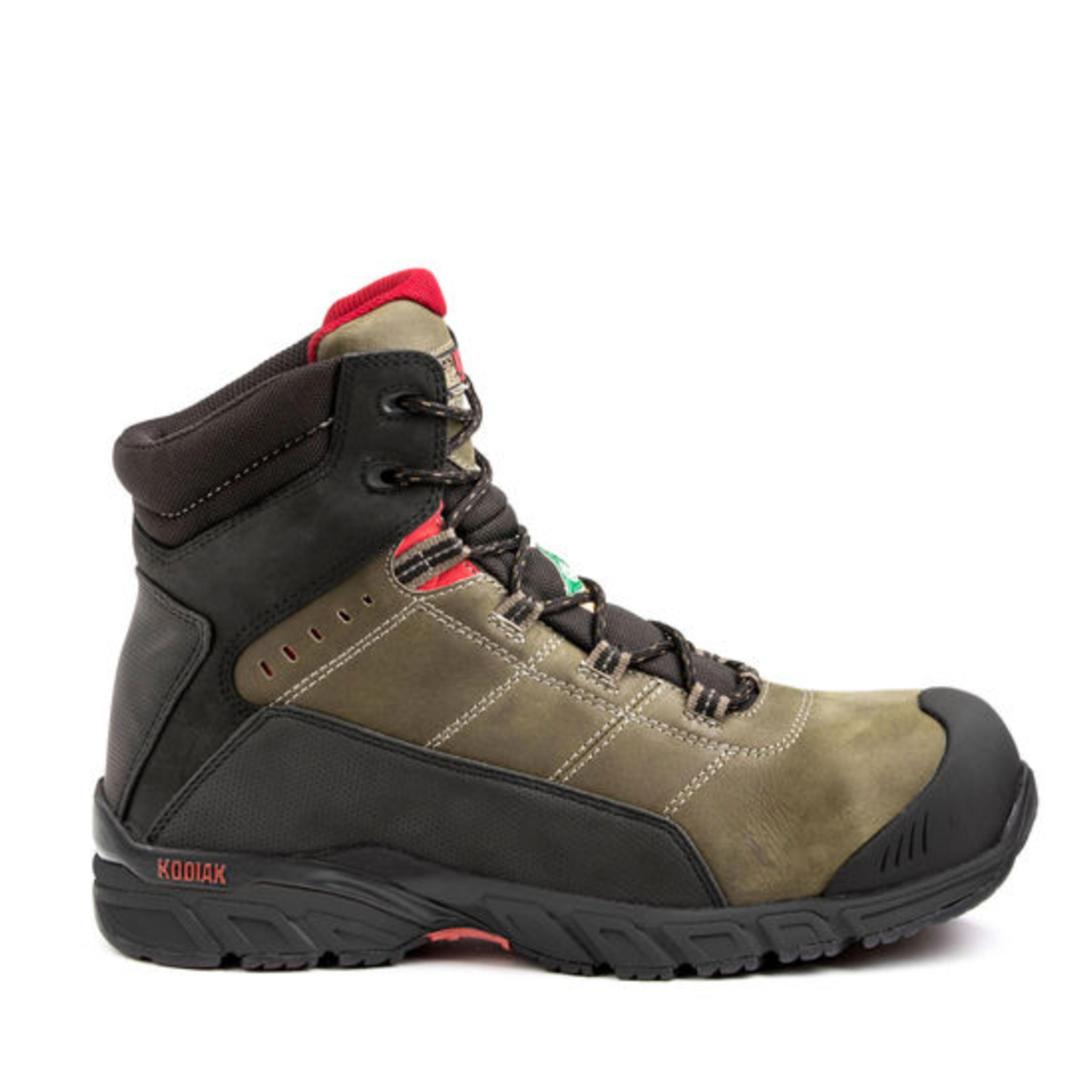 Kodiak Men's K4-Trail Boot in Army, 9.5 US - image 2 of 2