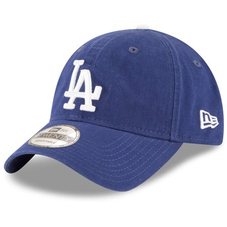 Los Angeles Dodgers New Era Youth Core Classic Replica 9TWENTY Adjustable Hat - Royal - OSFA
