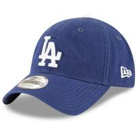 size 40 ef6d7 7ef0f Product Image Los Angeles Dodgers New Era Youth Core Classic Replica  9TWENTY Adjustable Hat - Royal - OSFA