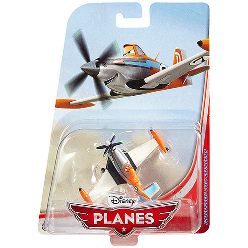 Disney Planes Supercharged Dusty Crophopper Die-Cast Plane