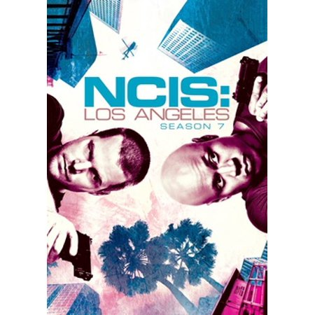 NCIS: Los Angeles - The Seventh Season (DVD) (Halloween Three Season Of The Witch)