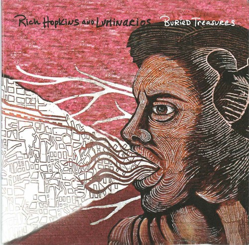 Rich Hopkins & Luminarios - Buried Treasures [CD]