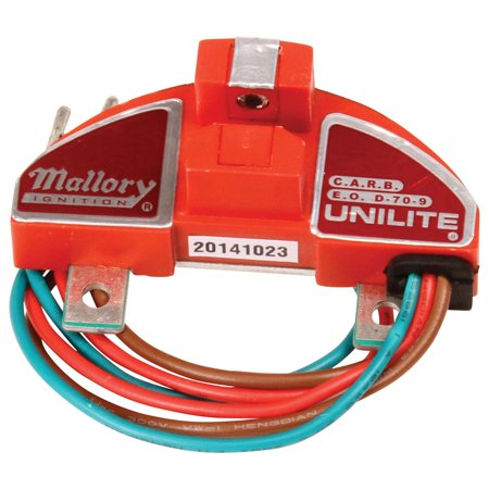 Mallory 605 Replacement Ignition Module for Unilite (Custom Mallory Distributor)