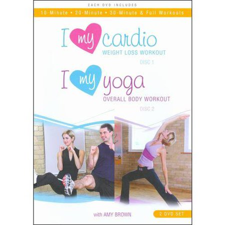 I Love My Cardio Weight Loss Workout / I Love My Yoga Overall Body