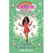 Rainbow Magic: Rainbow Magic: Zainab the Squishy Toy Fairy
