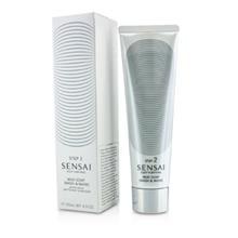 Kanebo Sensai Silky Purifying Mud Soap Wash & Mask (new Packaging)