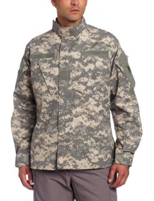 Propper Men's 50N 50C ACU Coat, Universal Digital, Small Regular by Propper
