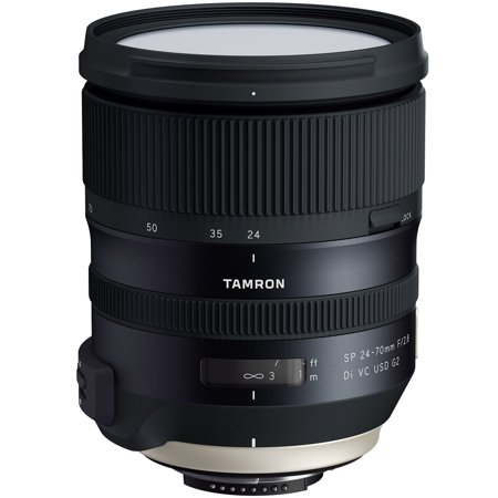 Tamron 24-70mm f/2.8 G2 Di VC USD SP Zoom Lens (for Nikon