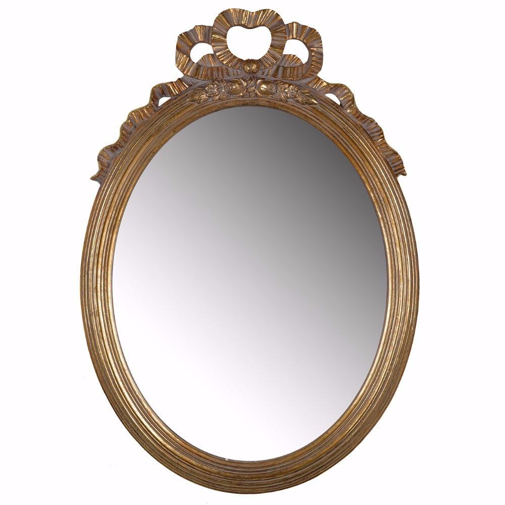 Antiquely Classic Round Mirror by Benzara