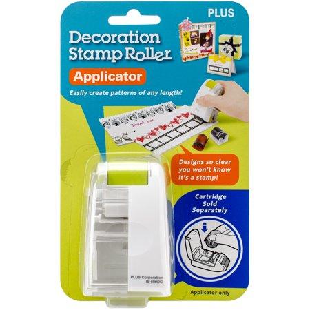 (Decoration Stamp Roller Applicator - Empty)