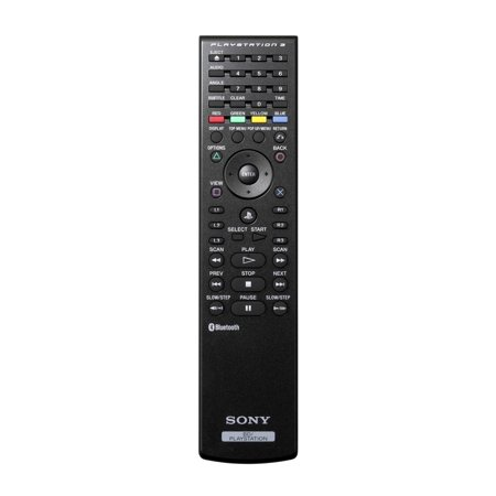 Sony PlayStation 3 BD Remote Control FOR TV audio system (Accessories) Sony PlayStation 3 BD Remote Control FOR TV audio system