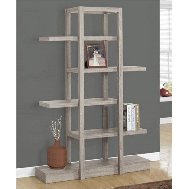 Atlin Designs Etagere in Dark Taupe by Atlin Designs