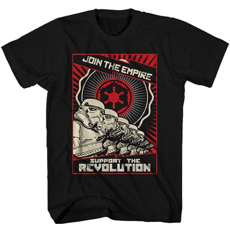 Star Wars Revolution Adult T-Shirt