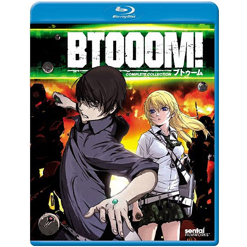 Btooom!: Complete Collection (Blu-ray)