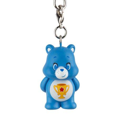 Care Bears Series 2 Keychain - Champ Bear - Care Bear Champ