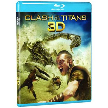 Clash Of The Titans  2010   Blu Ray 3D   Widescreen