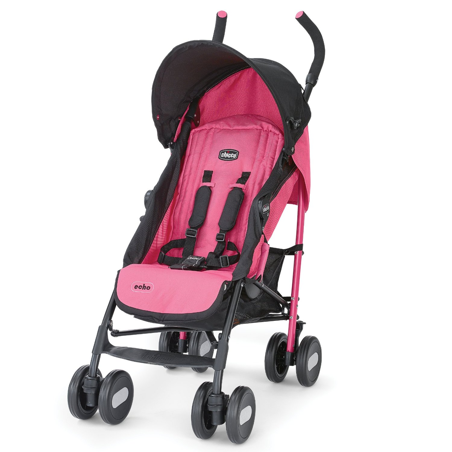 Chicco Echo Stroller, Dragonfruit