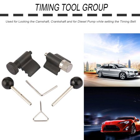 For Diesel Engine Timing Tool Kit Crank & Cam for AUDI 1.2 1.4 1.9 2.0 TDI - image 6 of 8