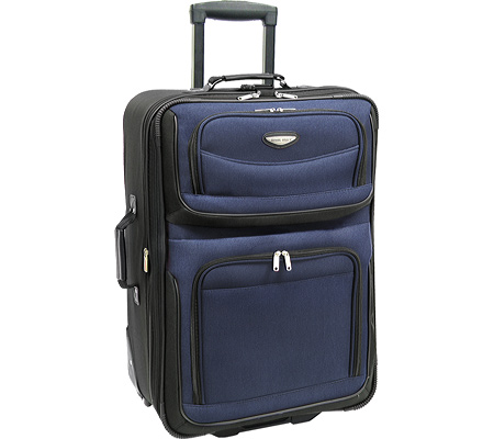 "Traveler's Choice Amsterdam 29"" Expandable Rolling Upright Luggage"