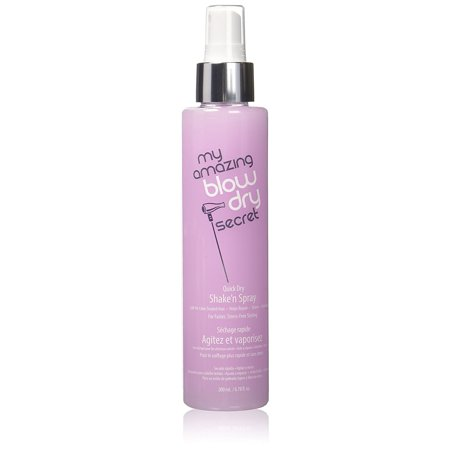 My Amazing Blow Dry Secret Quick Dry Shake'n Spray, Floral Fusion, 6.78