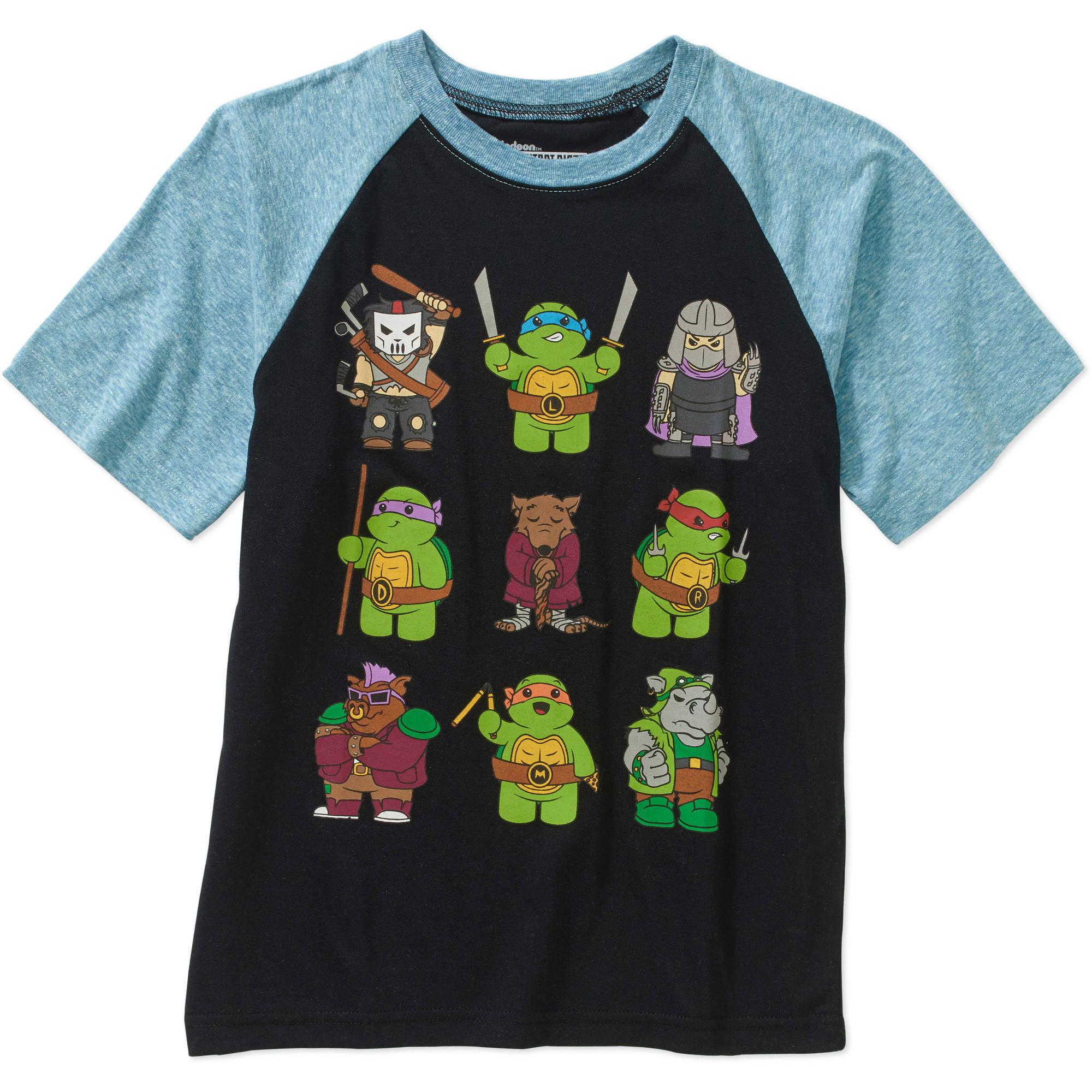 6 TMNT Shoe Charms Crocs Jibbitz Teenage Mutant Ninja Turtles Splinter Shredder
