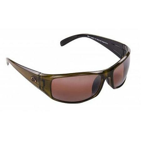 bf460cfa2d Strike King Amber Polarized Fishing Glasses