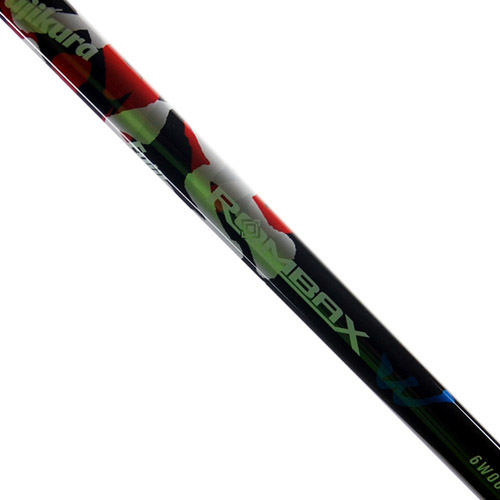 Fujikura Rombax 6W06 R-Flex Graphite Shaft + Adapter & Grip