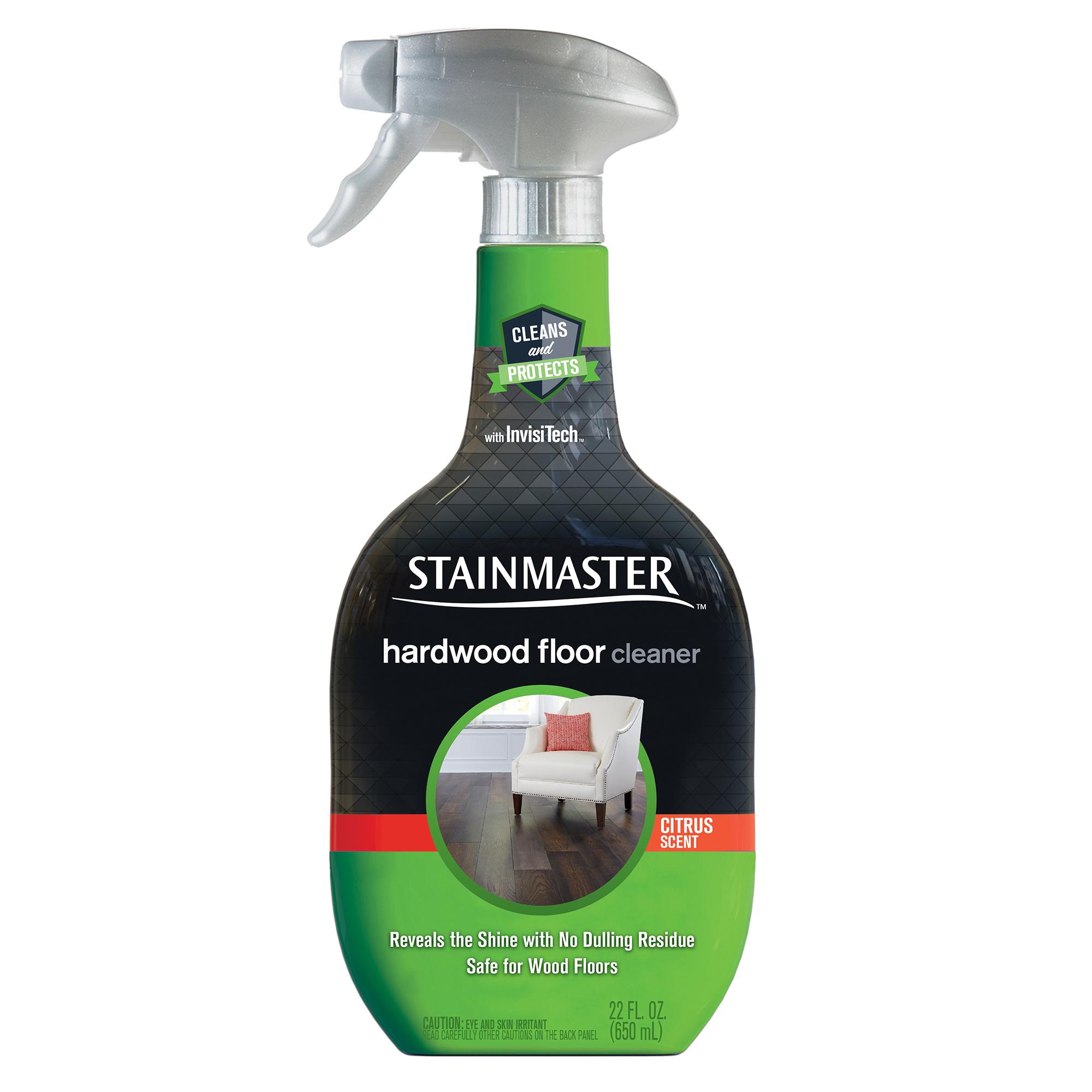 STAINMASTER Hardwood Floor Cleaner Spray, 22oz