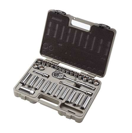 Crescent CTK30SET 3/8-Inch Drive Socket Wrench Set