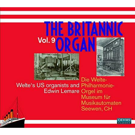 Britannic Organ 9