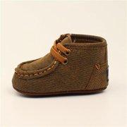 Twister 4426302-04 Gavin Baby Bucker Casual Shoe, Brown - Size 4