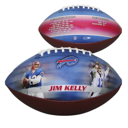 Buffalo Bills Jim Kelly Player Photo Collectible Football - No Size (Framed Jim Kelly Buffalo)