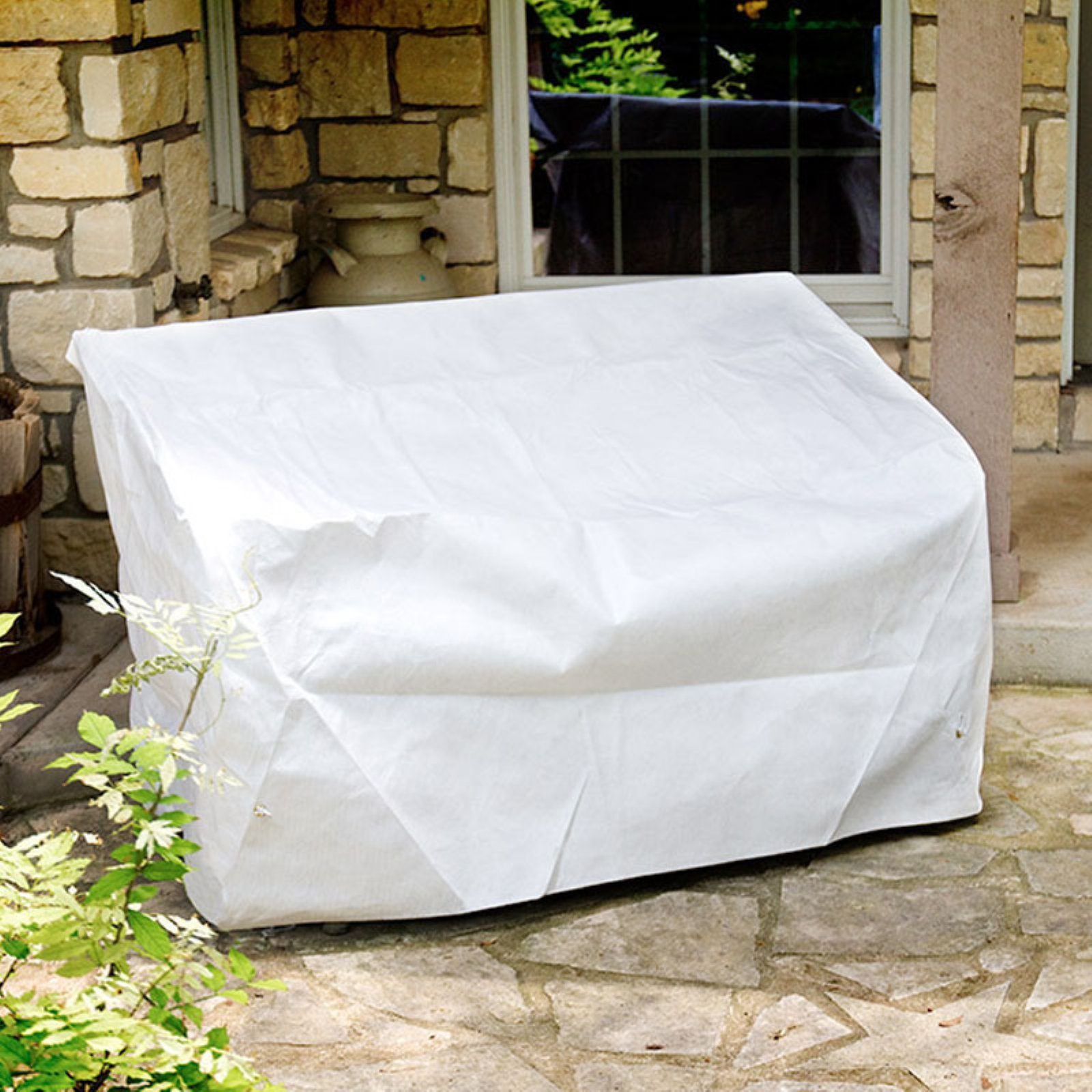 KoverRoos SupraRoos White Glider / Lounge Cover