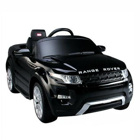 range rover evoque licensed 12v electric kids ride on car mp3 rc remote control