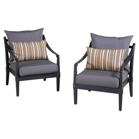 Rst Brands Astoria Club Chairs   Set Of 2