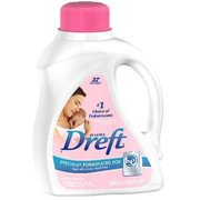 Proctor & Gamble 20826 Dreft 2X He 50 oz.  - Pack of 6