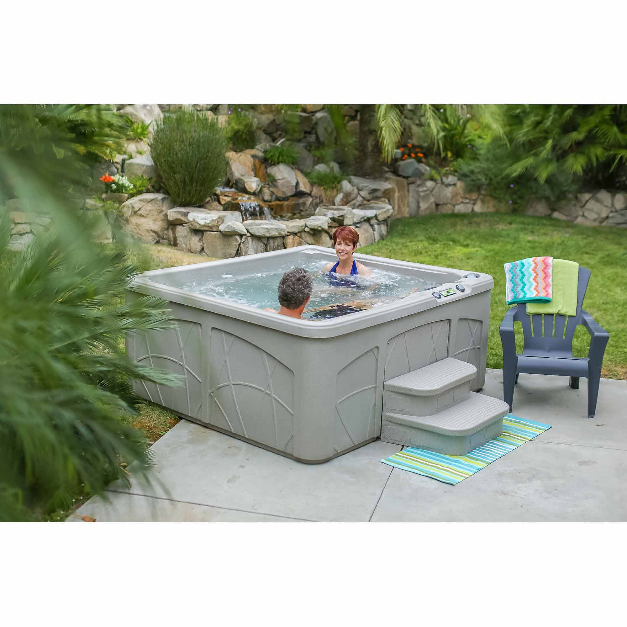 LifeSmart Lifelux 5-Person Plug n Play Spa
