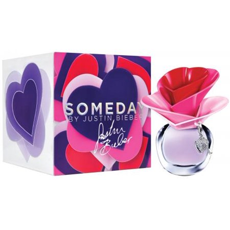 Someday by Justin Bieber Eau De Parfum Spray 3.4 oz for Women