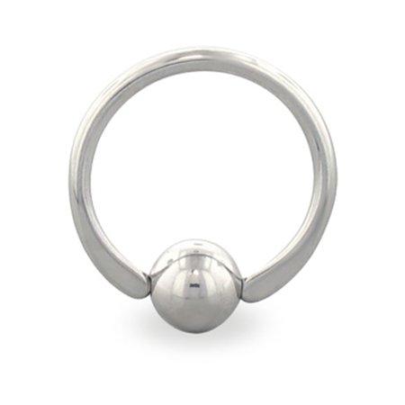 Flat Ring Cbr - Flat Ring CBR, 14 Ga