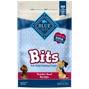 Blue Buffalo Bits Soft-Moist Training Dog Treats