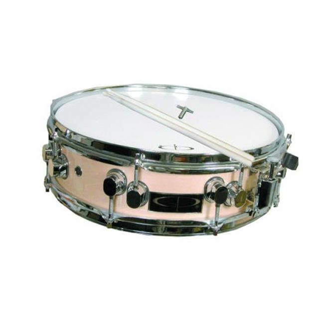 GP Percussion SDM336 Natural Maple Piccolo Snare Drum