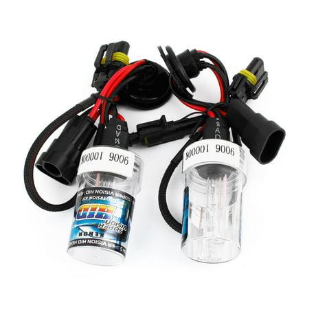 2pcs 10000k 9006 hid xenon kit projecteur lumi re lampe ampoule pour auto voiture. Black Bedroom Furniture Sets. Home Design Ideas