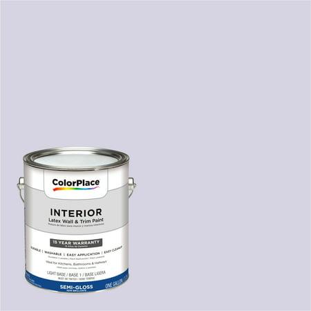 Colorplace  Interior Paint  Lavender Cloud   90Bb 67 069