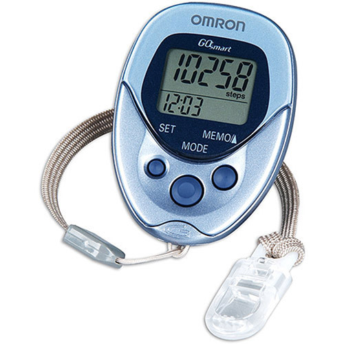 Omron Premium Pedometer