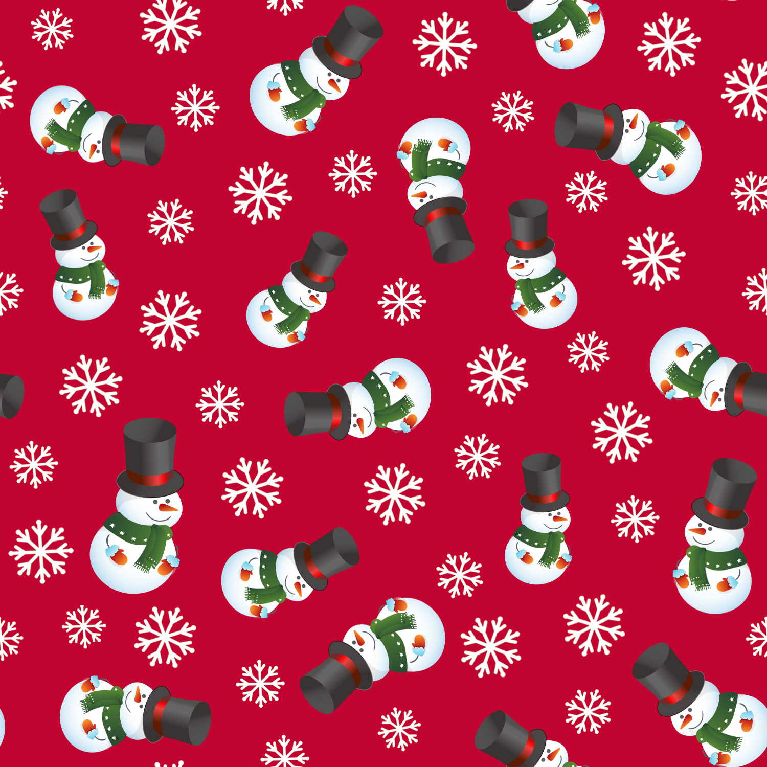 Christmas, Holiday Fabrics, Snowman Toss, 100% Cotton Print Fabric 44'' Wide, 140 Gsm, Quilt Crafts Cut By The Yard, RTC Fabrics